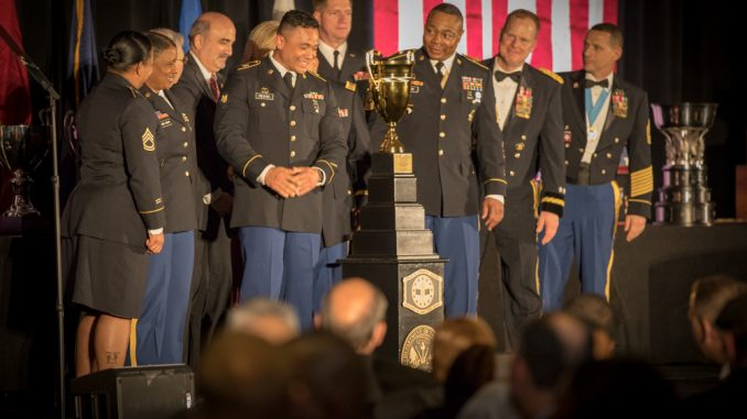 Us Military Teams From All Branches Honored For Excellence In